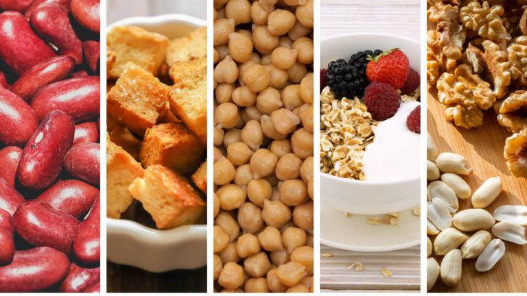 Vegane Proteinquellen Top 10