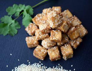 Sesam-Tofu