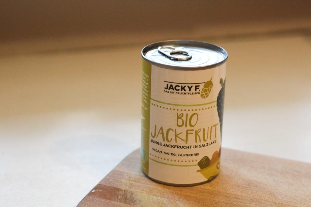 Jacky F. Bio Jackfruit für veganes Pulled-Pork