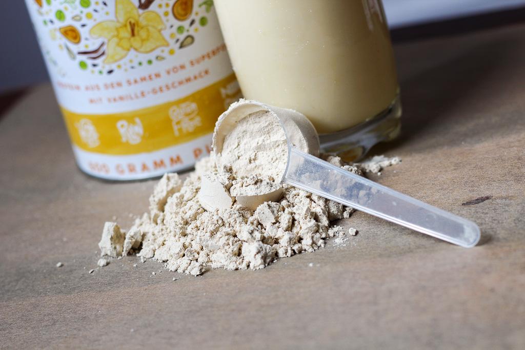 Alpha Foods Vegan Protein Vanilla Erfahrungsbericht