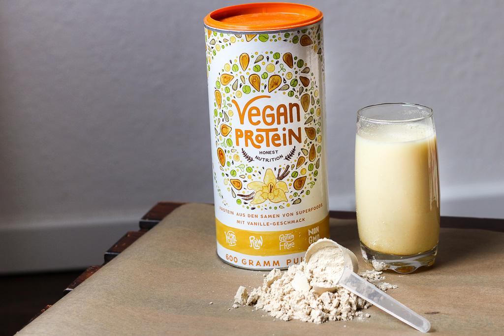 Organic Alpha Vegan Protein Produkttest
