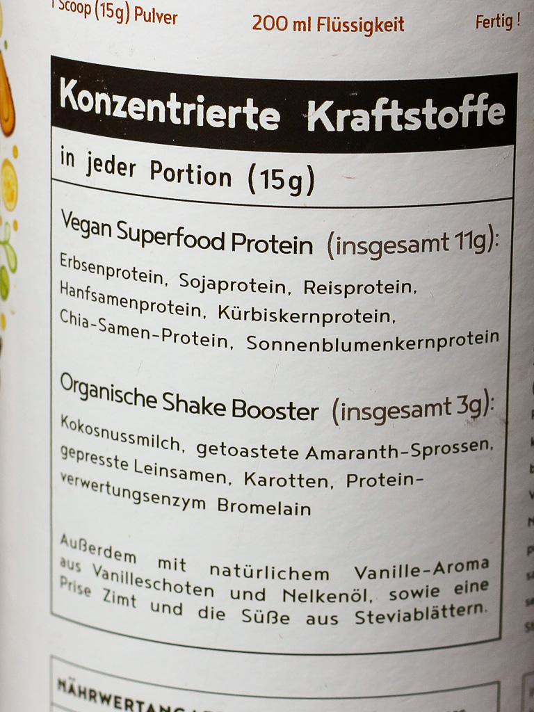 Alpha Foods Vegan Protein Erfahrungsbericht