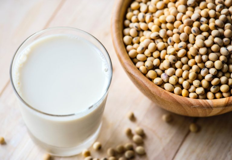 Sojaprotein für Veganer