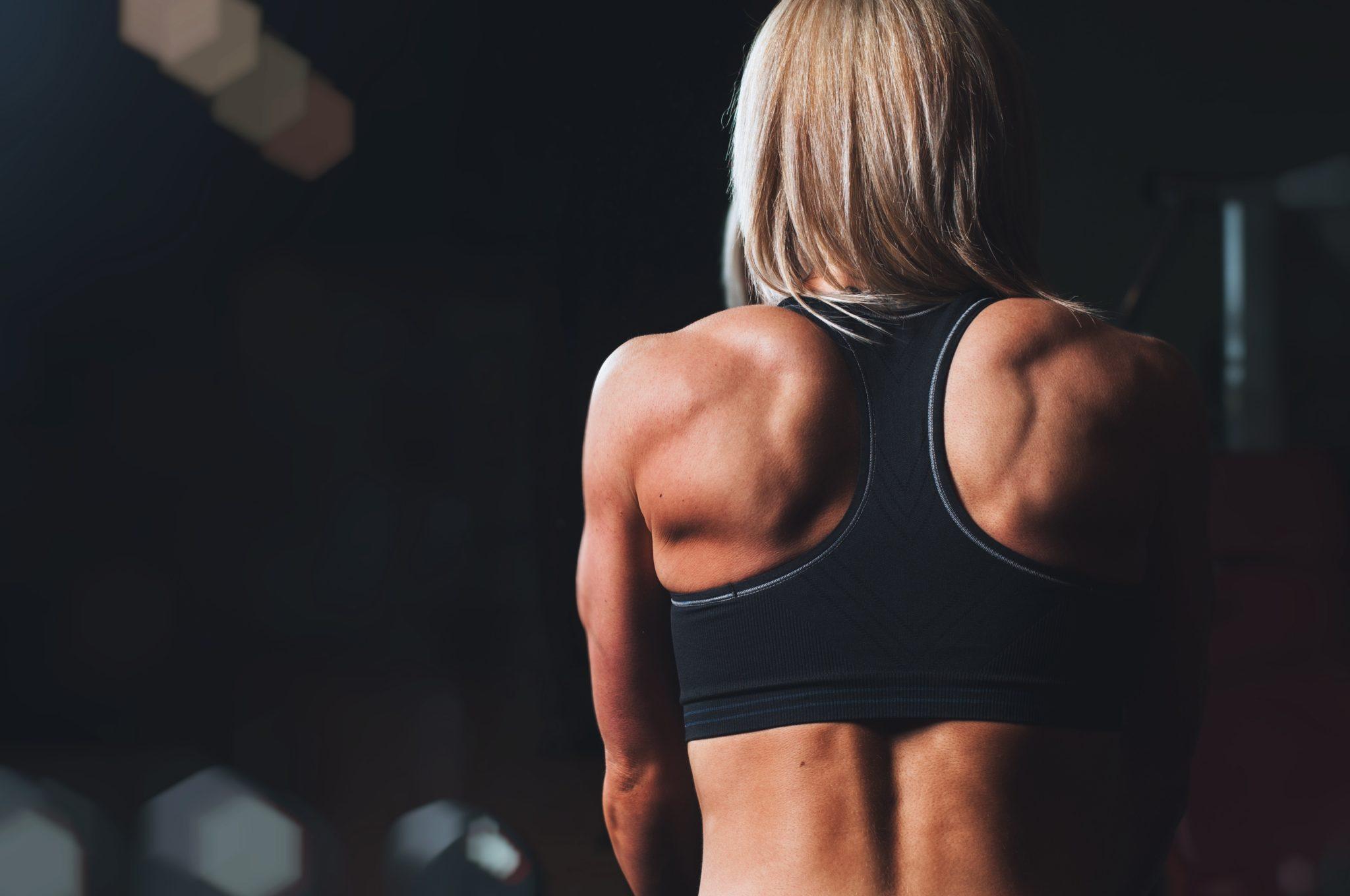 HIT baut Muskeln auf